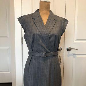Grey Banana Republic Dress
